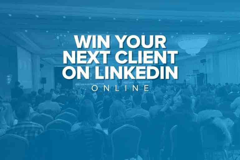 Maverrik's Linkedin training course is now available online! image header