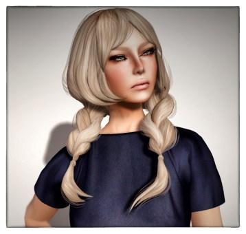 tram D530 hair beige