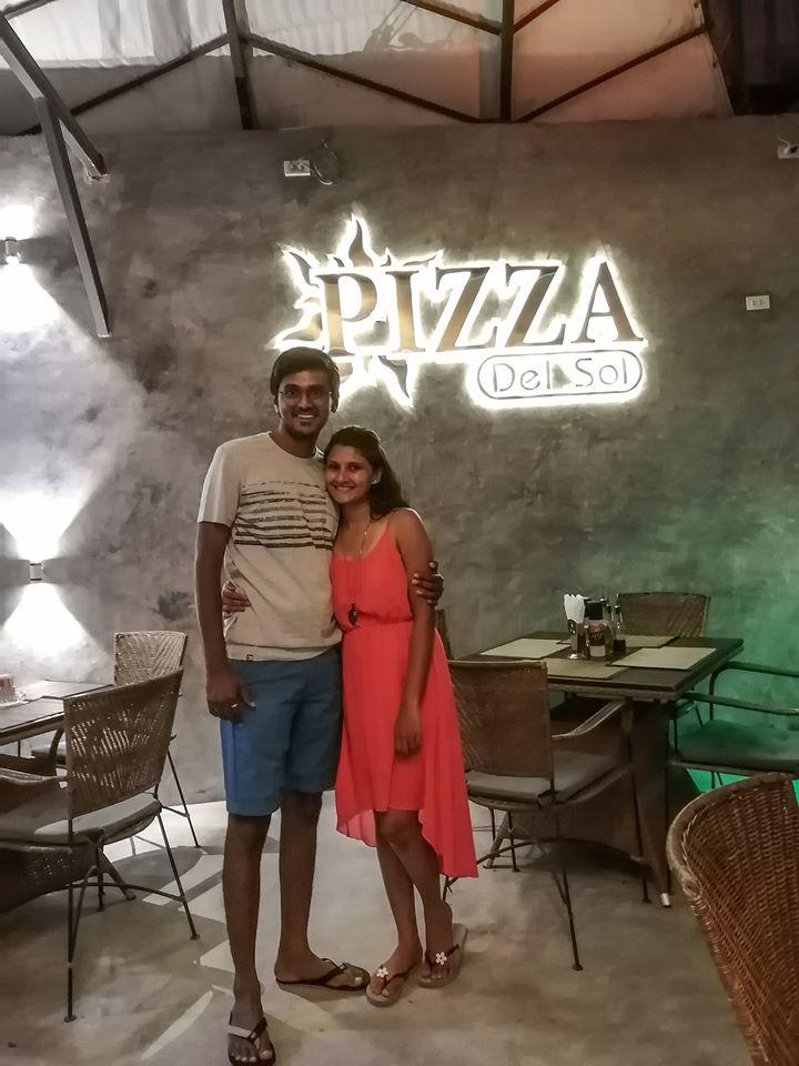 Communauté internationale Pizza Del Sol