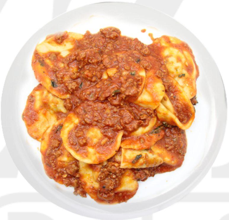 Ravioli Spinach and Ricotta