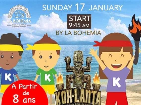 Koh-Lanta Kids Samui - L'Aventure Des Enfants sur Koh Samui.