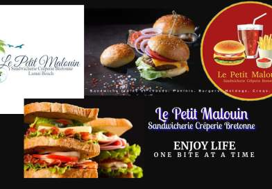 Le Petit Malouin est une sandwicherie / crêperie bretonne située à Lamai, Koh Samui