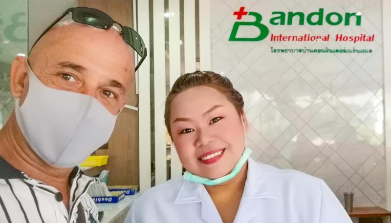 Visite médicale et certificat pour work permit en 2021 à Koh Samui