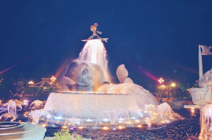 The Disney Fountain