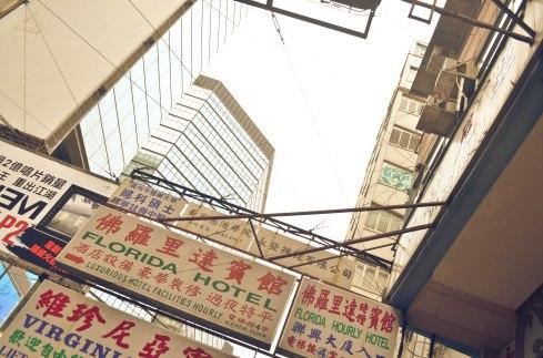 Building in Mongkok