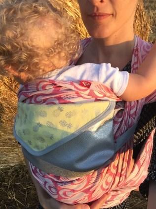 sac de portage Matern'Emoi