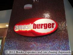 SmashBurger, Books Cupcakes Cats, NYC, Burgers