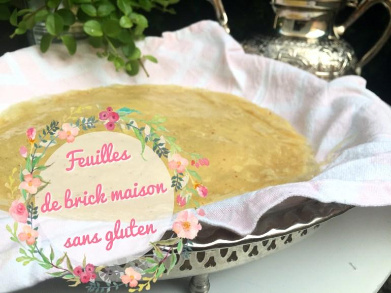 feuille de brick sans gluten