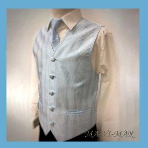 Outlet comunión niño chaleco, camisa y corbata