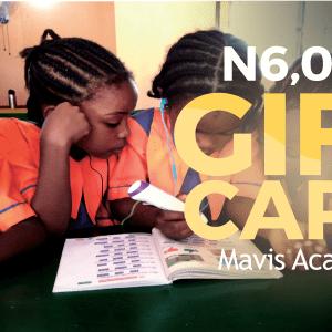 Mavis Academy Gift Cards
