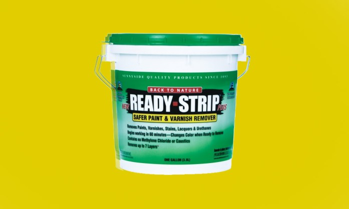 ready strip paint remover instructions