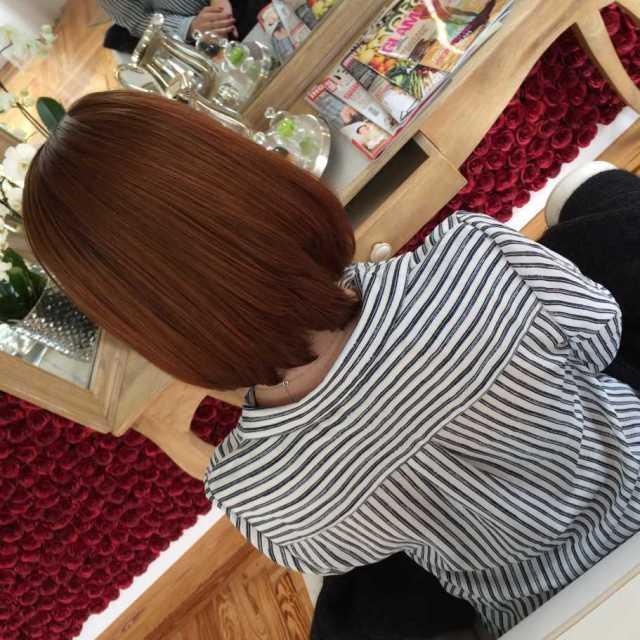 tratamiento de pelo