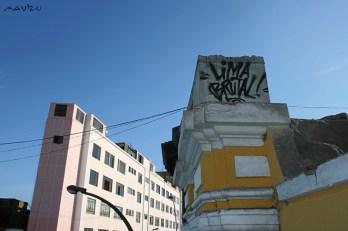 Bellas Artes, centro de Lima
