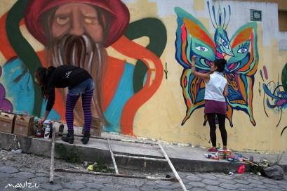 Pabla (Perú). Quito, 2014.