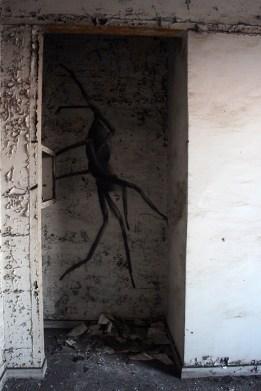 Metz, Francia. Graffiti por Mantra