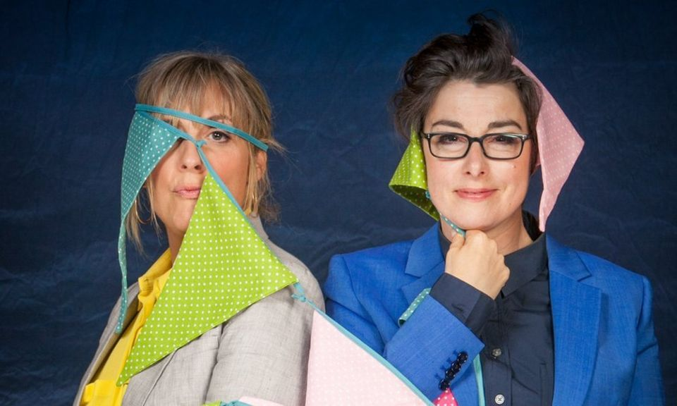 Sue Perkins: 'I knew Mel would quit Bake Off with me ...