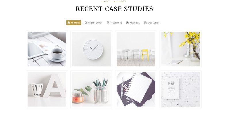Création de site web wordpress
