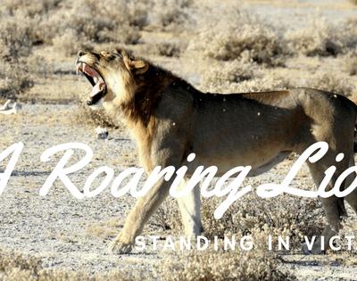 Satan – A Roaring Lion, A Barking Dog, A Buzzing Bee