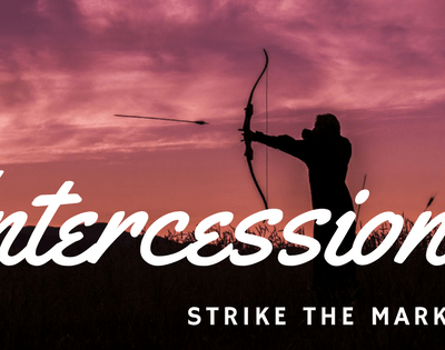 Intercession – Releasing The Power of The Cross Through Prayer
