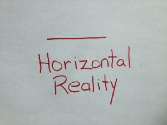 Horizontal Reality