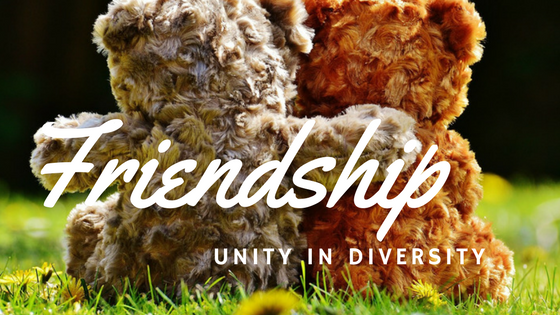 Friendship - Embracing Unity While Valuing Diversity - Maryann Ward