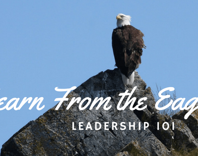Leadership 101 – Take it from the Eagles