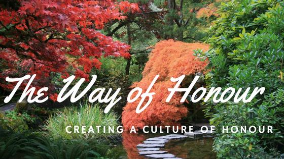 Culture of Honour