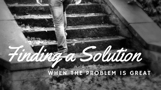 Finding a Solution