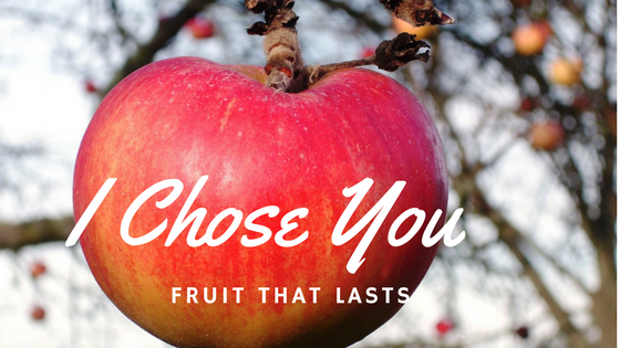 Fruit that lasts - I Chose You