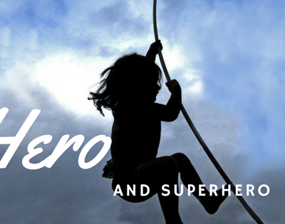 """A Hero – """"If You Need Someone Strong, I'm The One!"""""""