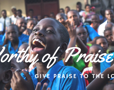 Give Praise to the Lord, Proclaim His Name