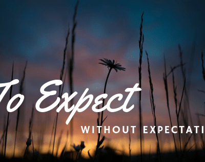 Expecting without Expectation