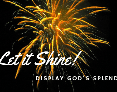 Isaiah 49 – Displaying God's Splendour