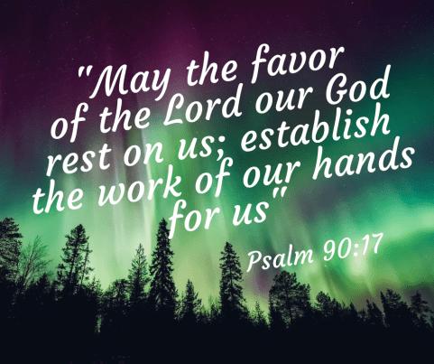 Psalm 90:17