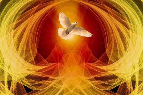Pentecost, Holy Spirit