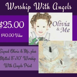 Worship with Angels Pkg