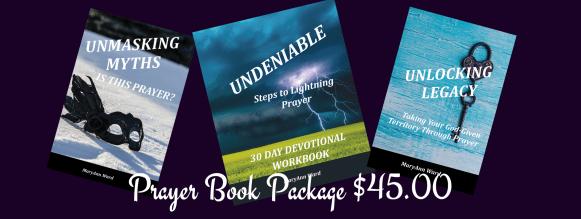 Prayer Book Package