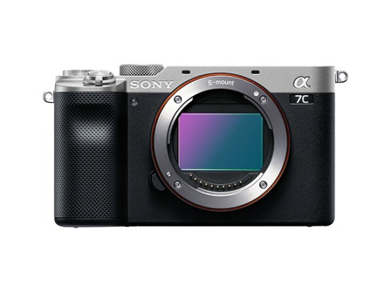 SONY Alpha7C comparison