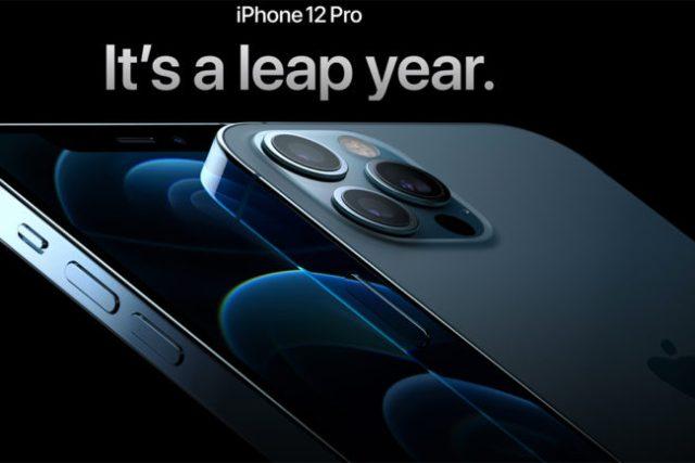 iPhone 12 series released