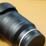 【レビュー】タムロン Eマウント用レンズ 28-75mm F/2.8 Di III RXD (A036)。明るくて、軽くて、メチャクチャ寄れる。α7に最高のレンズだ