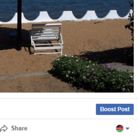 does Facebook boost work