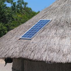 solar energy in Malawi