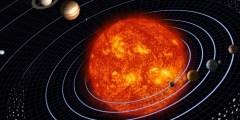 اقرب الكواكب الى الشمس