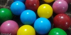 كرة من الكيس بشكل عشوائي