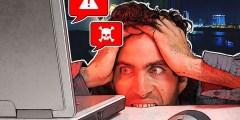 هي برامج حاسوبيه مصممه للاضرار بالحاسب