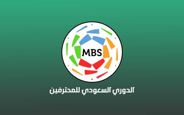 جدول ترتيب الدوري السعودي 2021