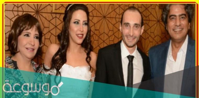 جمال عبد الناصر الممثل وابنته