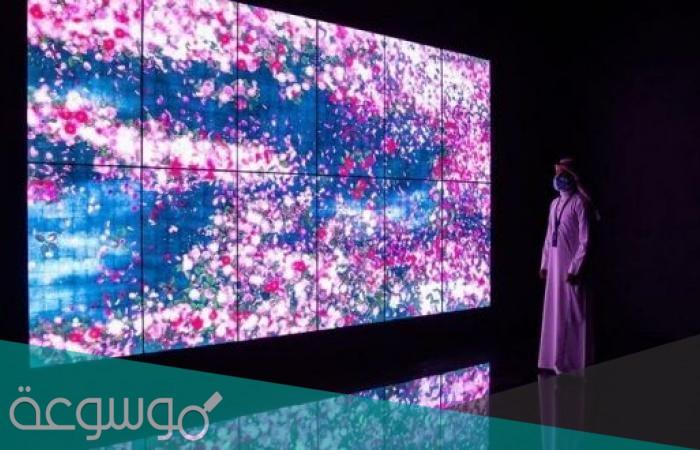 اجمل صور احتفالية نور الرياض بالسعودية 2021