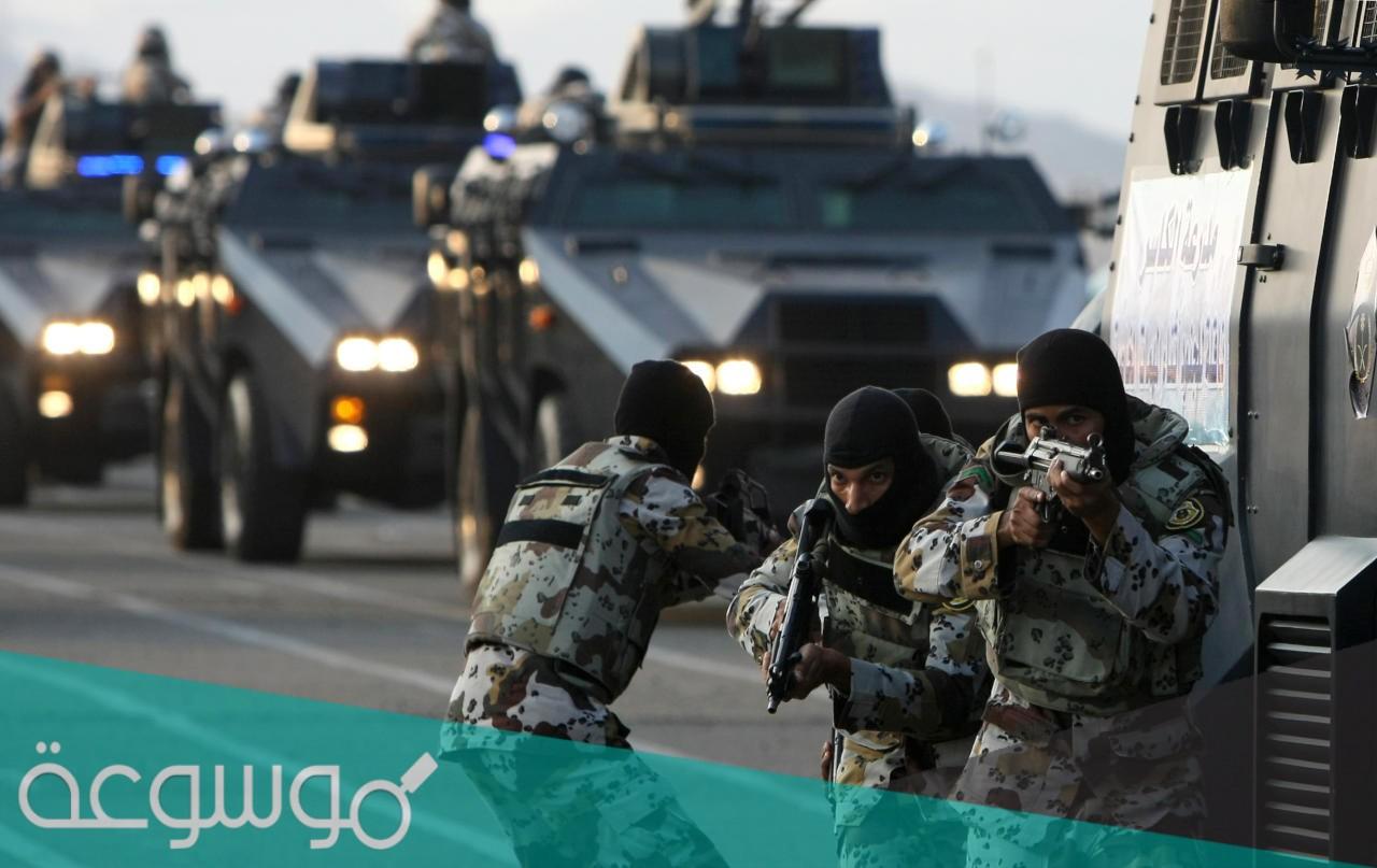 الخاصة للامن والحماية القوات