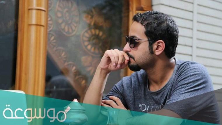 الممثل خالد صقر وش يرجع